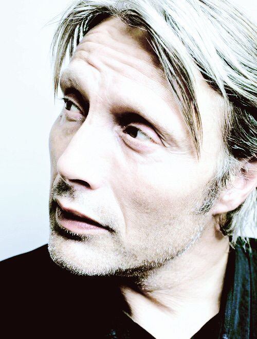 The one and only Mads Mikkelsen