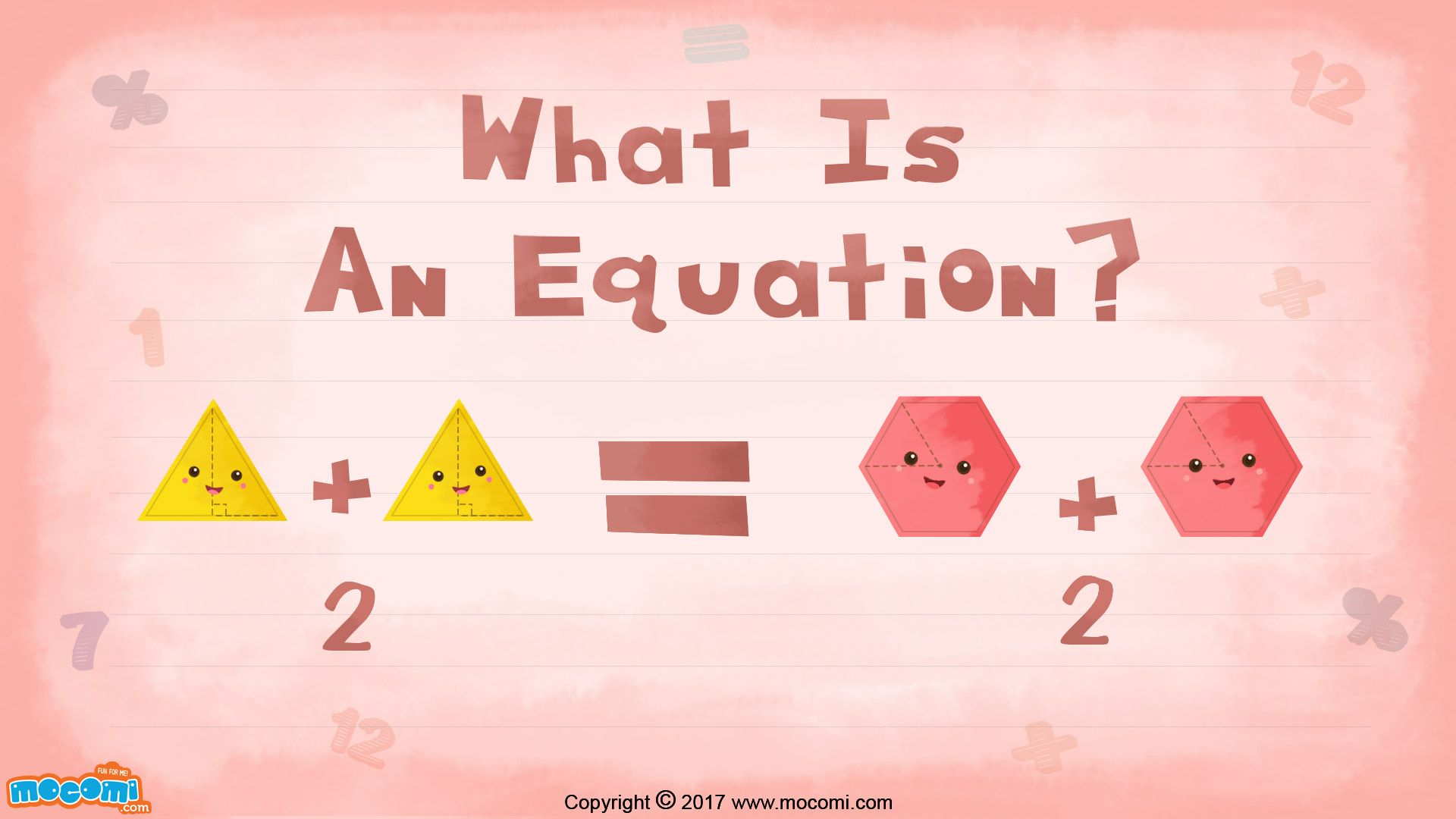 What Is Equation And Its Types