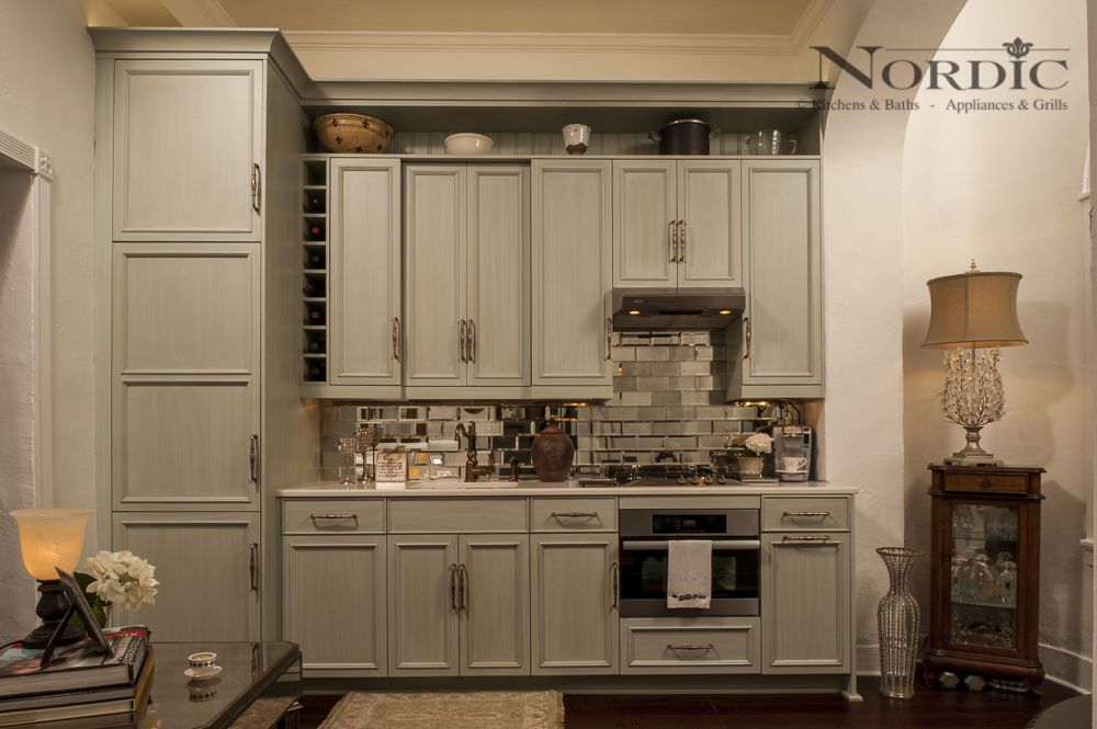 Smithport Cabinetry Nordic Kitchens And Baths Metairie La Nordic Kitchen Kitchen Traditional Kitchen