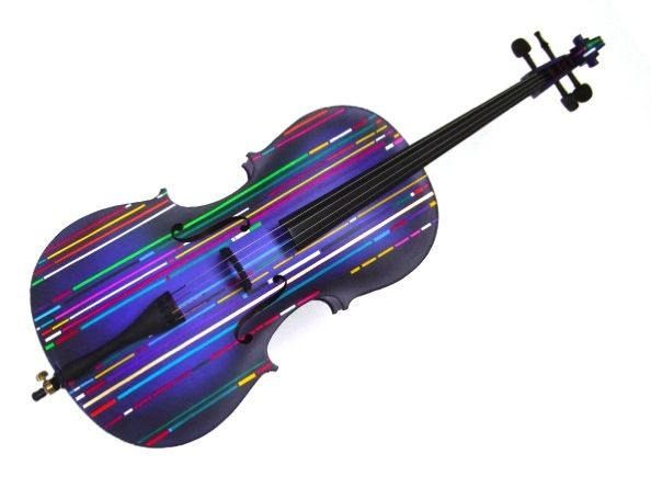 Check out the deal on Painted Cello at Eco First Art