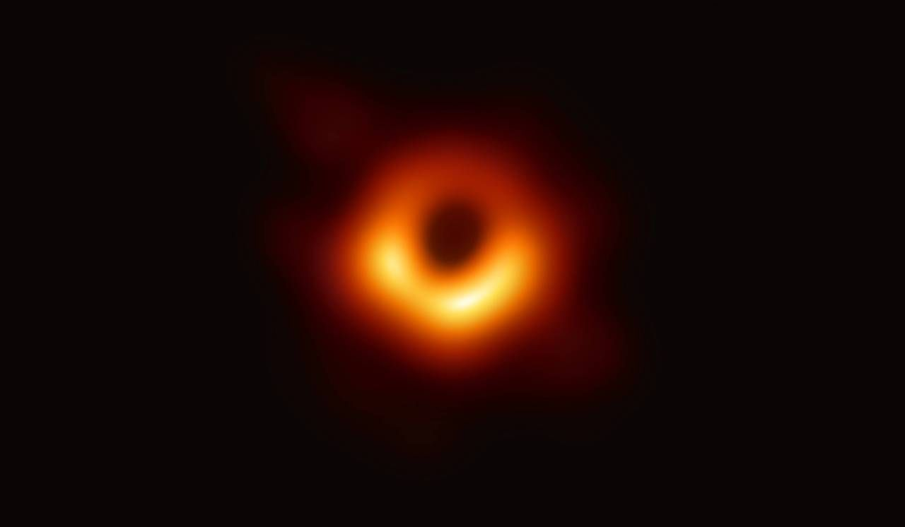 Otaku Gangsta Photo Black Hole Event Horizon Milky Way