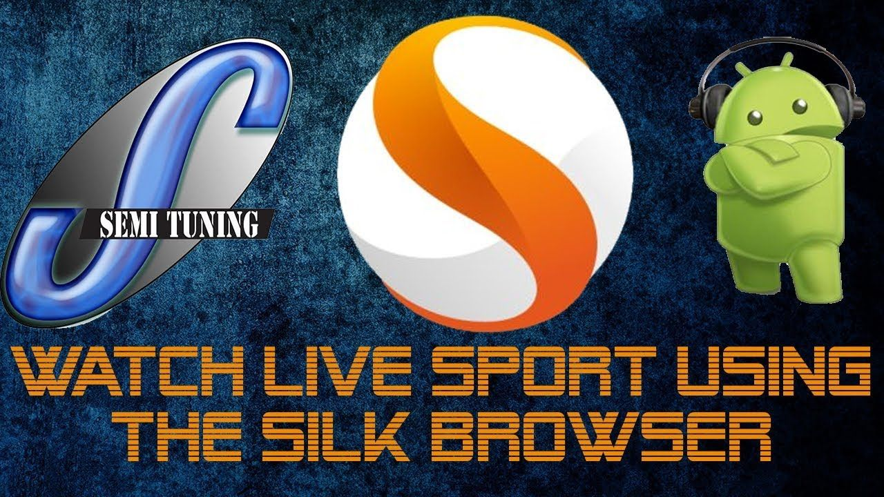 SportsHD With The Silk Browser equals Free Live Sports