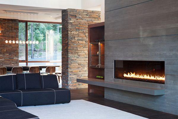 More Click Modern Fireplace Wall Living Room Like Modern