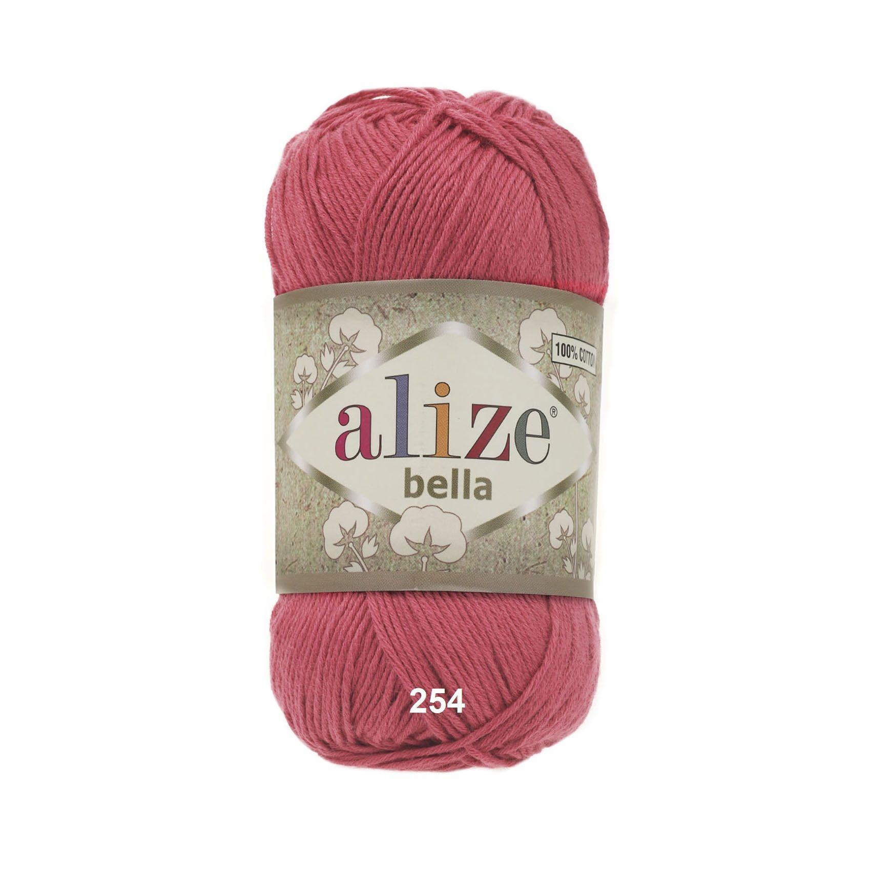100% Cotton Yarn, Crochet Thread, Bella Alize, Crochet
