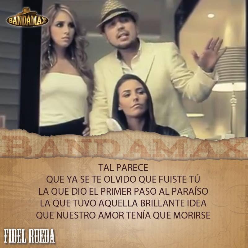 Fidel Rueda - 4 letras (El Gato) - YouTube