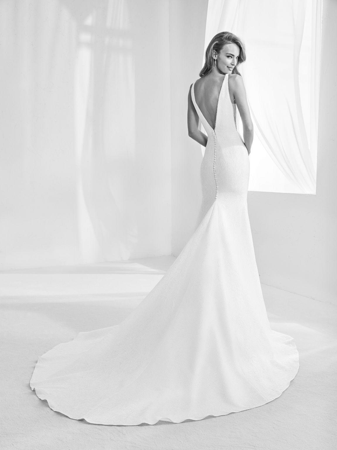 Pronovias Racimo 6 Pronovias Wedding Dress Provonias Wedding Dress Wedding Dresses