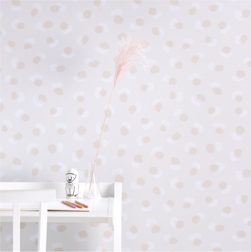 Chasing Paper Spotted Removable Wallpaper Reviews Crate And Barrel Removable Wallpaper Nursery Removable Wallpaper Chasing Paper
