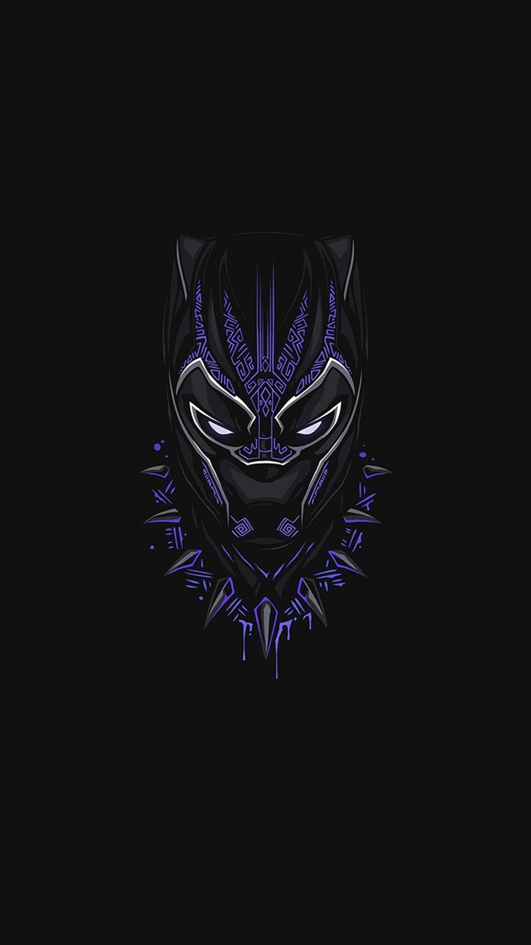 Avengers Neon Thanos Iphone Wallpaper Iphone Wallpapers Black Panther Marvel Marvel Wallpaper Avengers Wallpaper