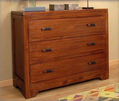 C modas de madera r sticas y perfectas para tu habitaci n for Comodas para comedor