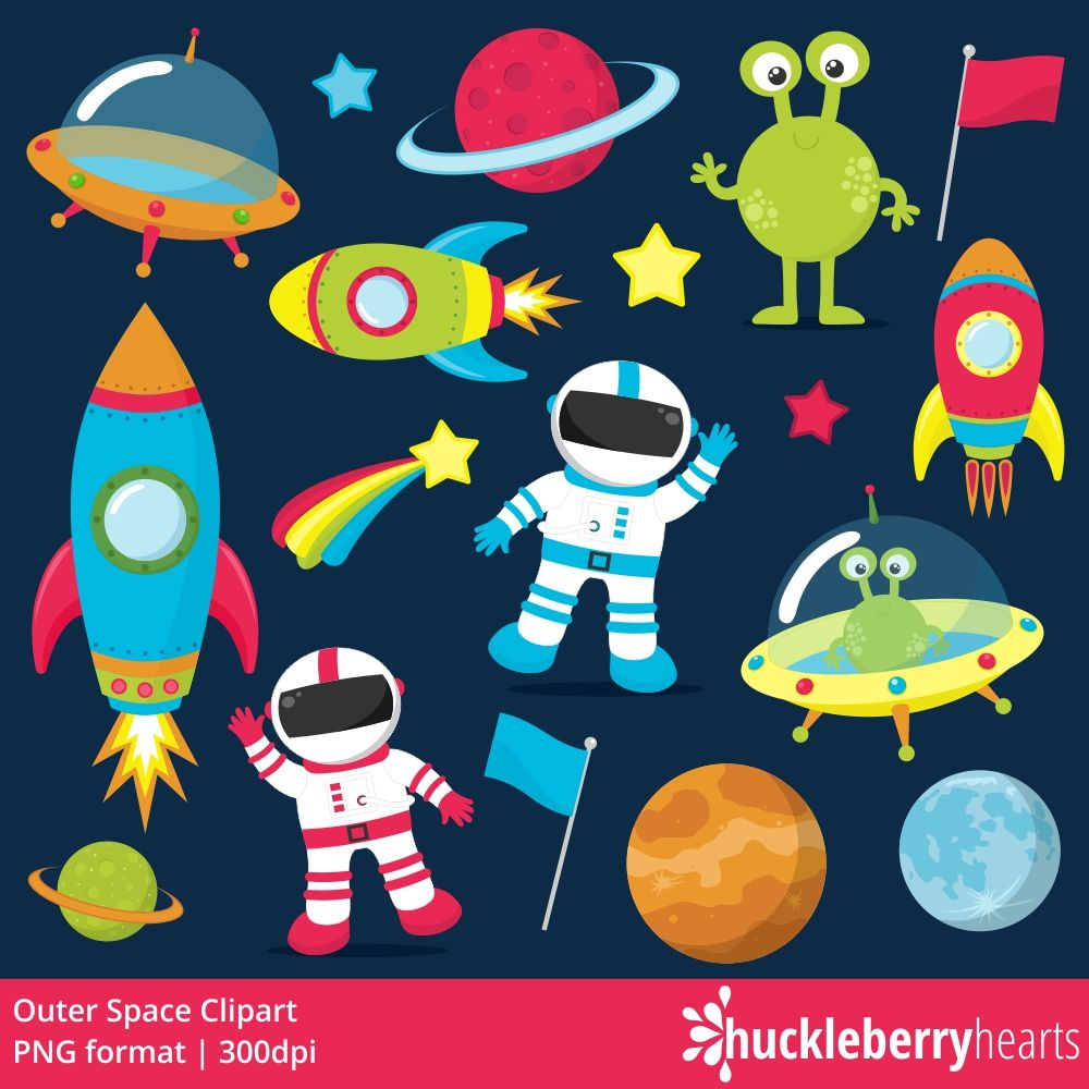 Outer Space Clipart Space Crafts For Kids Space Crafts Outer Space