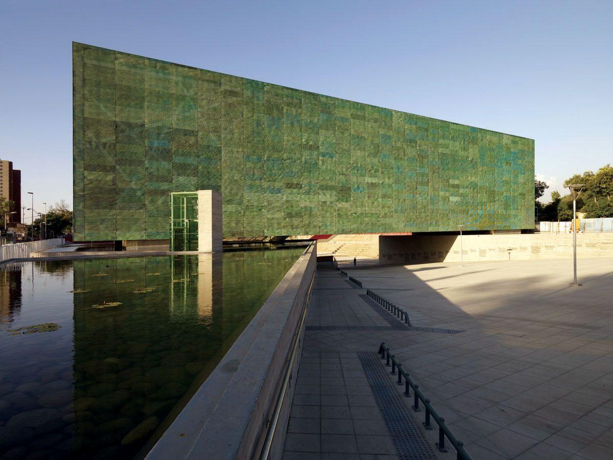estudio america de arquitetura | Museo de la Memoria y los Derechos Humanos Santiago, Chile, 2007