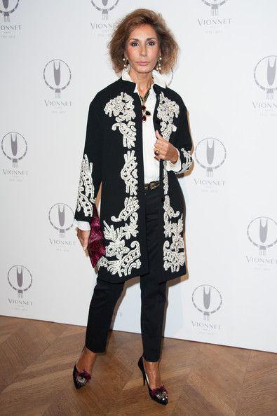 Nati Abascal - Maison Vionnet 100th Anniversary: Cocktail - Paris Fashion Week Womenswear Spring / Summer 2013