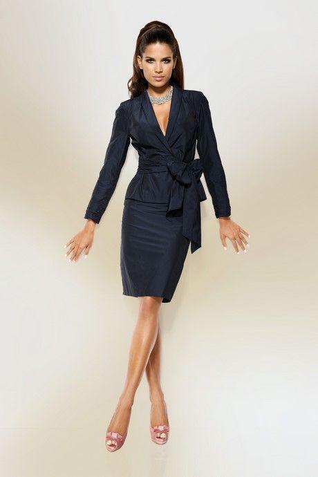 Kostüm festlich damen #businesskleidungherren #kleider # ...