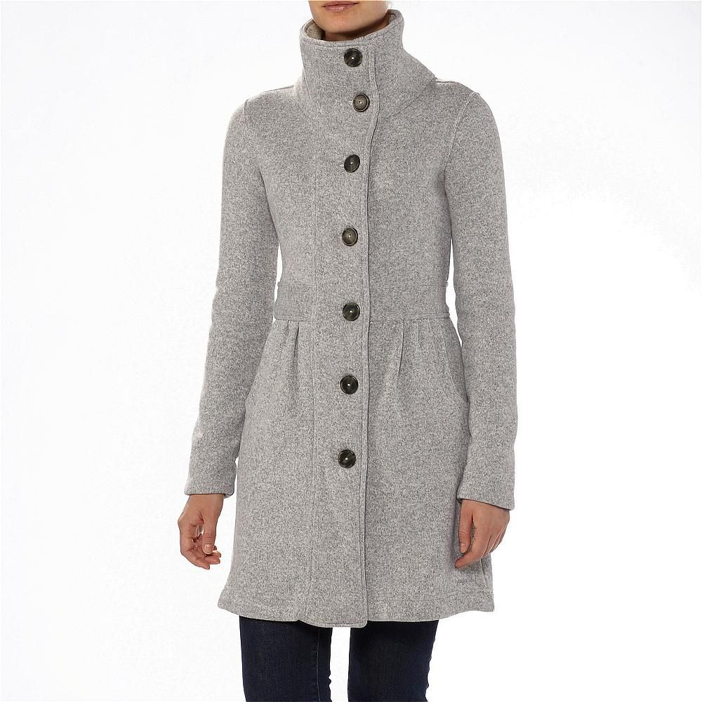 Patagonia Women's Better Sweater Fleece Coat provides comfort and ...