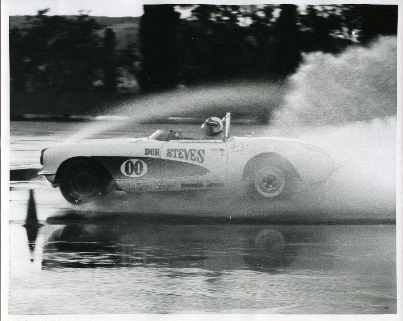 1960 Dave Macdonald Corvette Pomona Racing Corvette Race Car Corvette