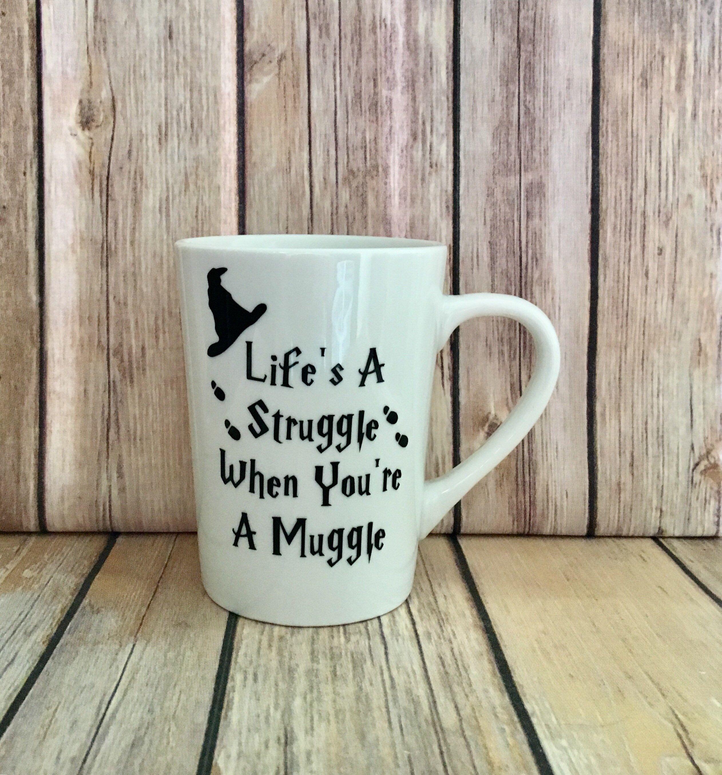 Potter On Harry Coffee By Muggin' Mugs Pin Mean iOZPXuk