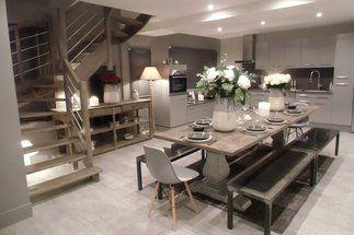 la cuisine / salle a manger | tables and cuisine