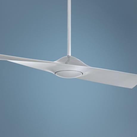 52 minka aire wing silver ceiling fan m8207 lampsplus com rh pinterest com