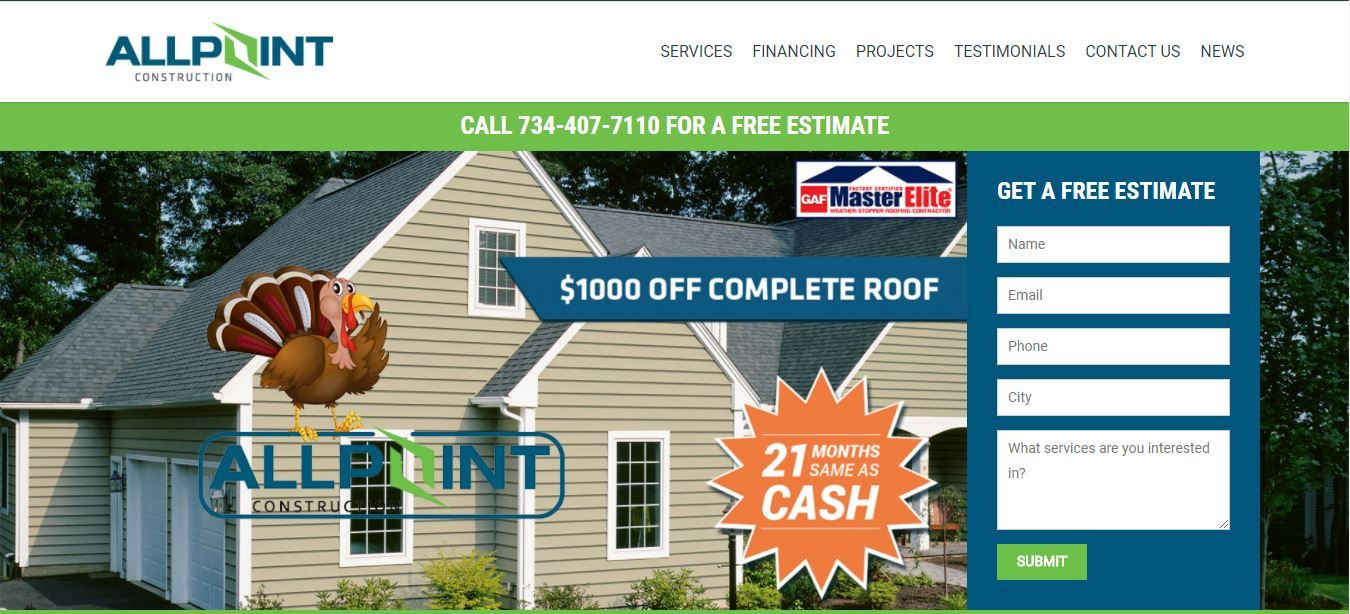 Call us today 7344077110 allen parks best home