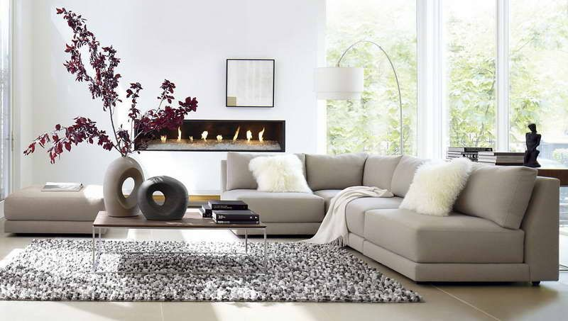 Contemporary Living Room Google Search