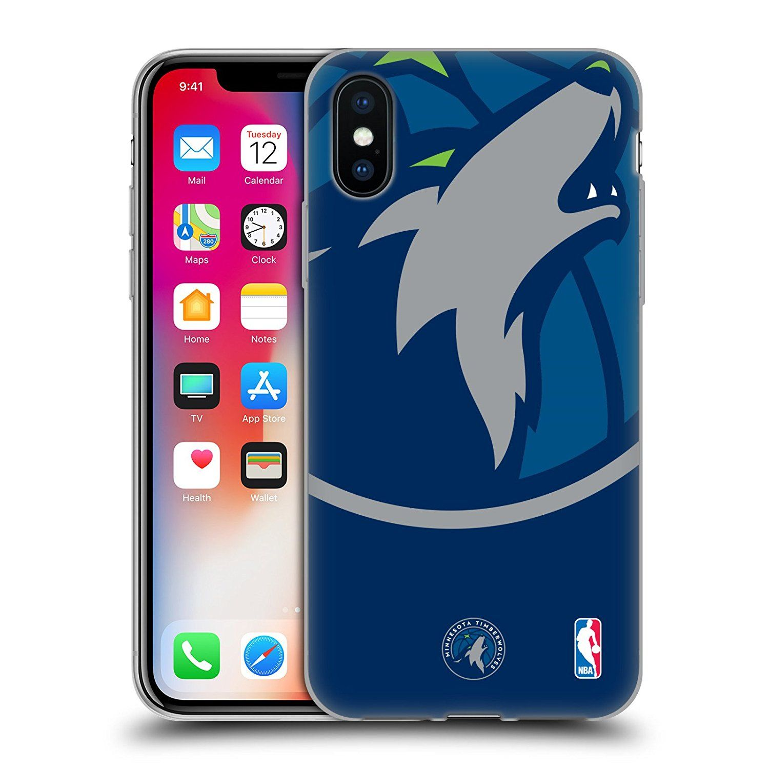Official NBA Oversized Icon Minnesota Timberwolves Soft