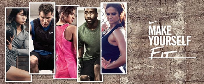 Make Yourself Fit! Get Flat 50% Discount Nike Shoes & Bags at Jabong