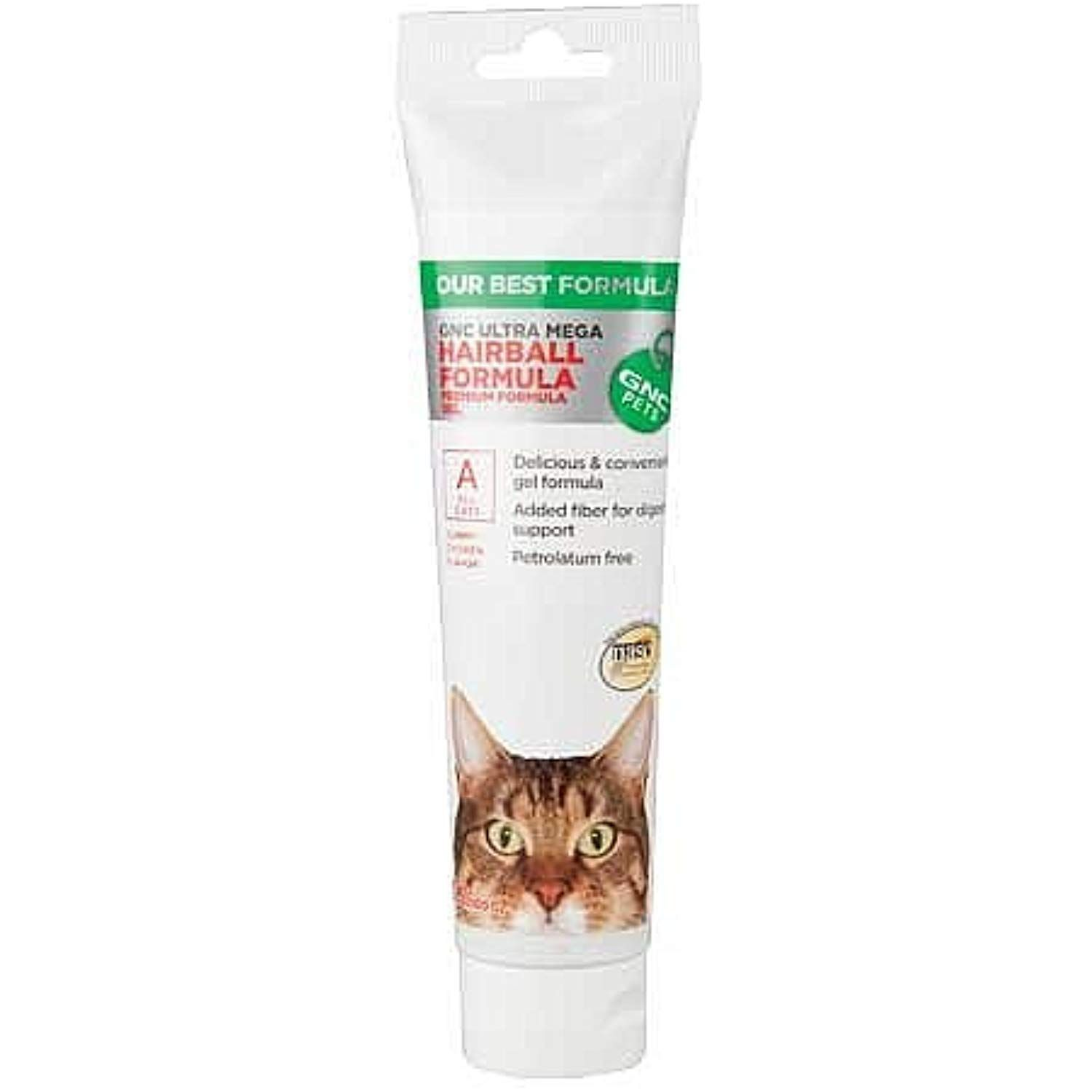 Gnc Pets Ultra Mega Hairball Formula For All Cats Chicken Flavor 3 5 Oz For More Information Visit Image Link This I Cat Health Cat Care Tips Cat Fleas