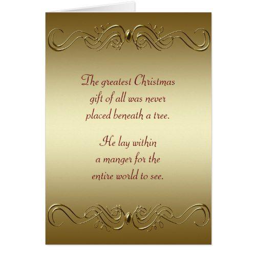 Christian christmas holiday card christmas holidays christian and christian christmas holiday card m4hsunfo