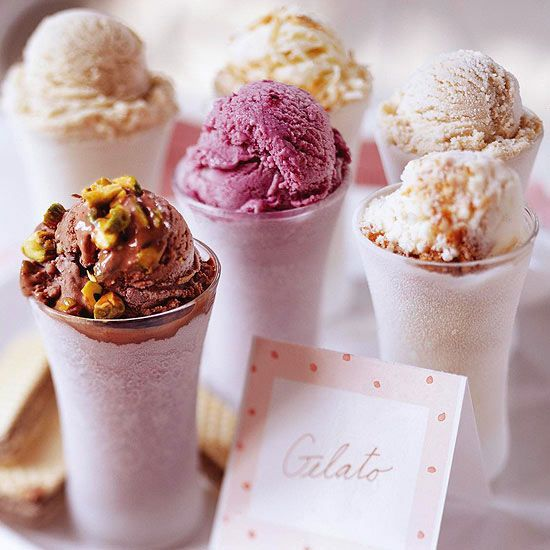 Irresistible Ice Cream Recipes