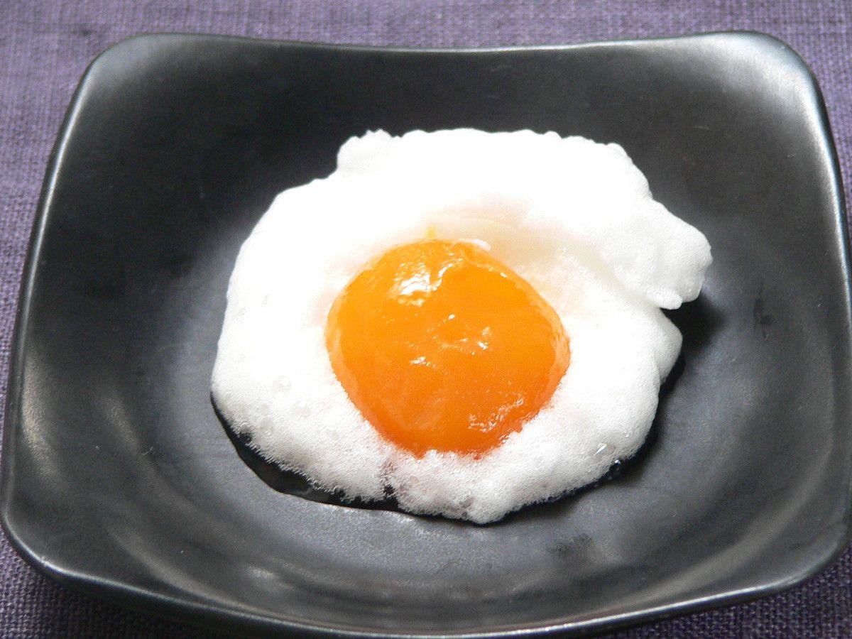 醤油 漬け 卵黄