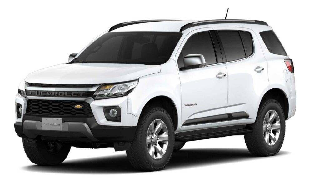 Novo Chevrolet Trailblazer 2021 só chega em setembro R