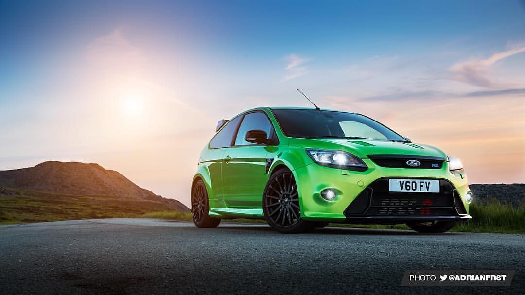 Adrianfrst Awesome Work Focusrs Rsdirect Ford Focus Rs Focus Rs Ford Focus