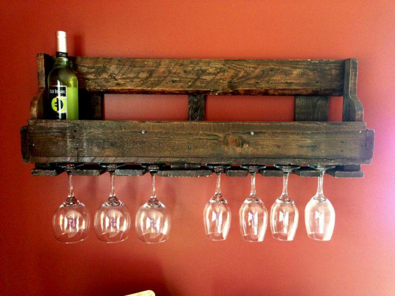 Ideas de decoración Recicla los palets. Una buena idea para las ...