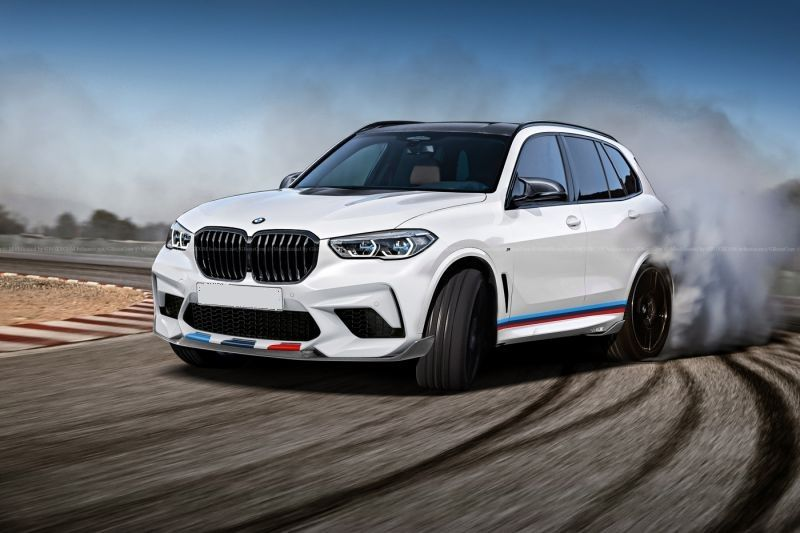 2019 Bmw X5m First Look Release Date With Images Bmw X5 M