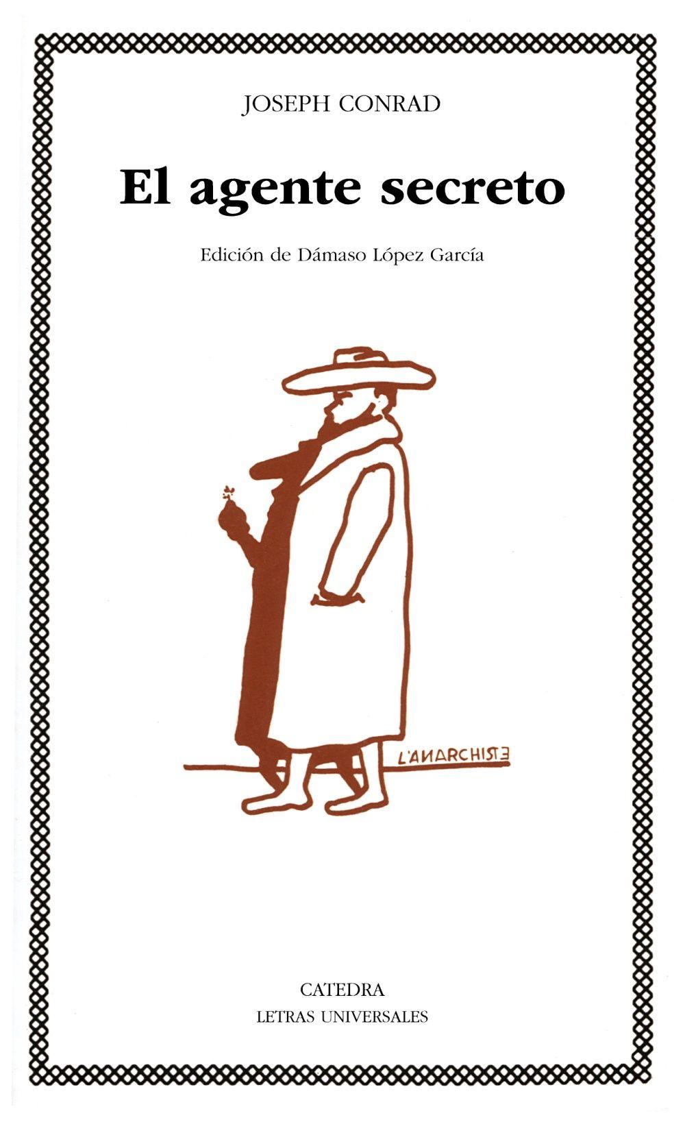 el agente secreto-joseph conrad-9788437613949 | Books/Writers ...