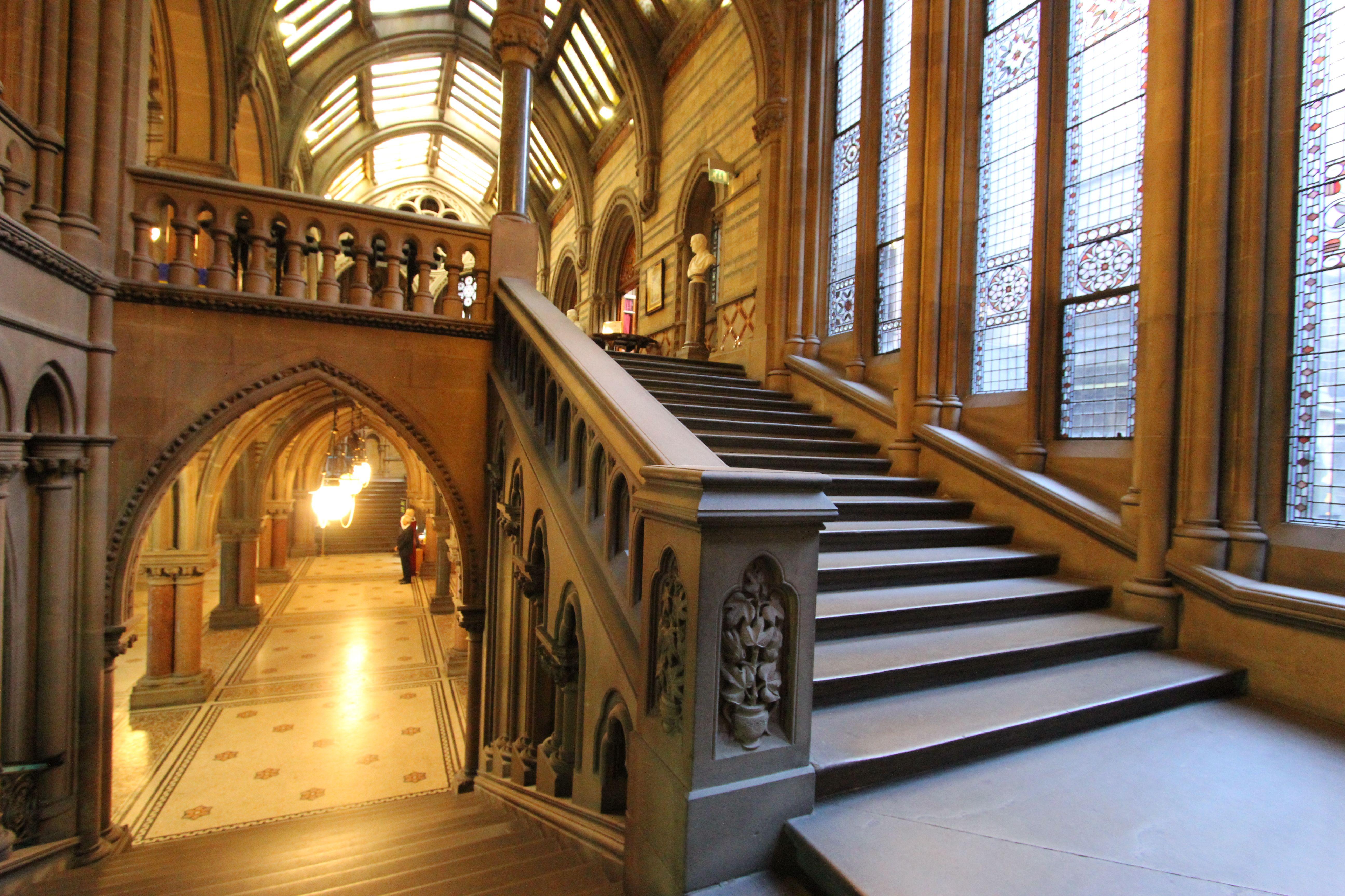 royal castle hallway - Google Search | ARCHITECTURE ...