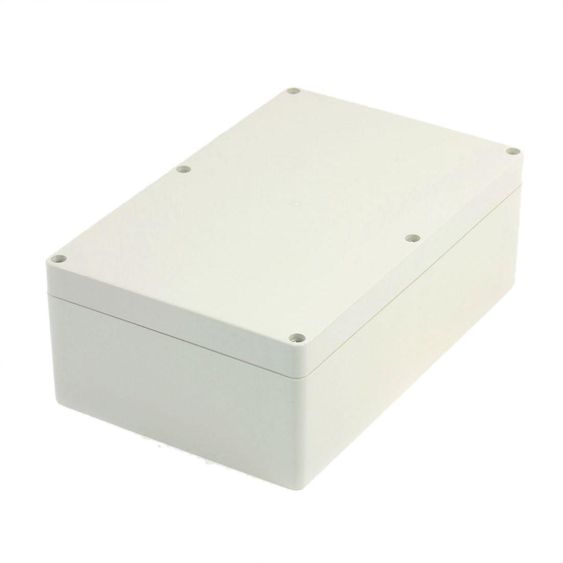 230mmx150mmx85mm Waterproof Plastic Enclosure Case Power Junction Box High Qualit Electronics Projects Diy Waterproofing Plastic Electronics Projects