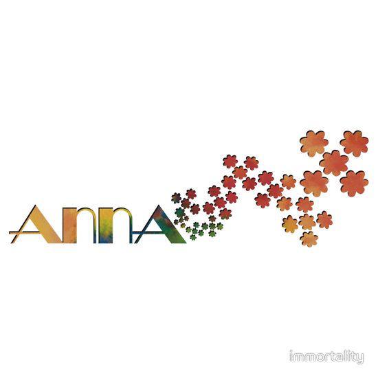 The Name Game - Anna
