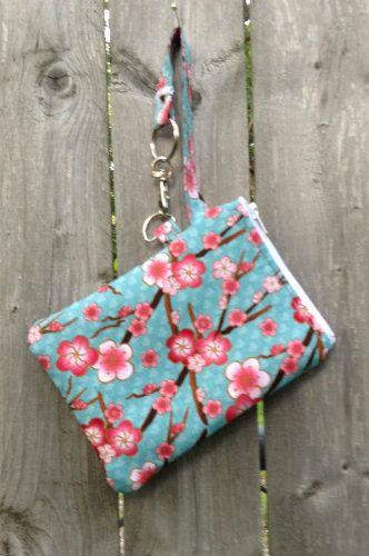 Top Notch By Design Sweet Cherry Blossoms Gadget Bag 19 00 Http