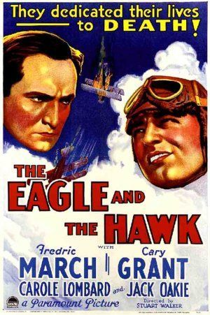 Cary Grant The Eagle and the Hawk, 1933