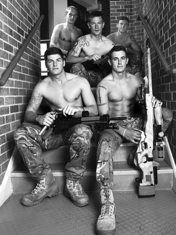 Sexy marines