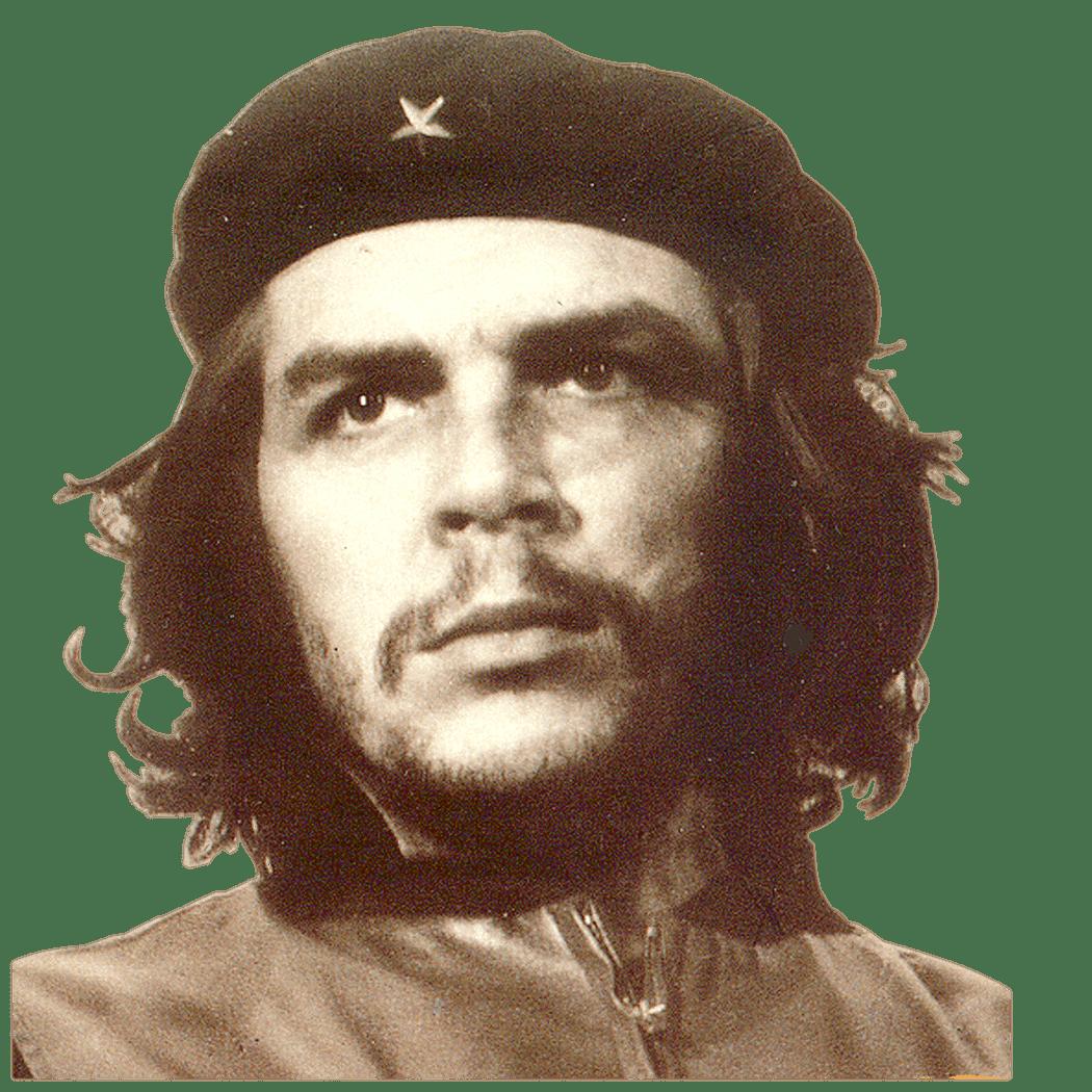 Che Guevara Png Image Che Guevara Ernesto Che Portrait