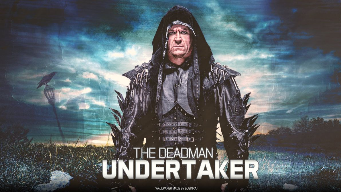 Undertaker Wallpaper By Subinraj
