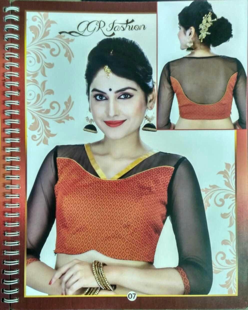 Pin By Ravikiran Suryan On Ggr Fashion Blouse Designs R K Blouse Styles Fashion Blouse Design Blouse Designs