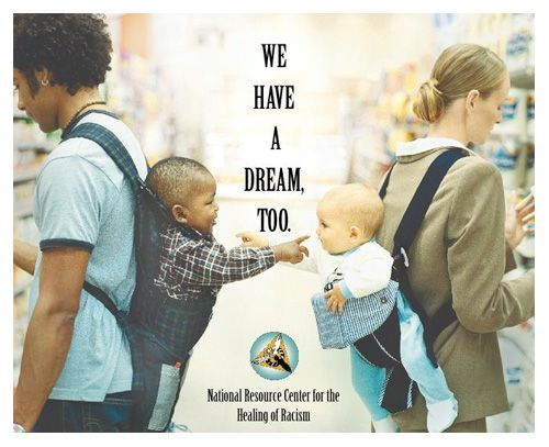 Healing Racism Brochure For National Resource Center For The