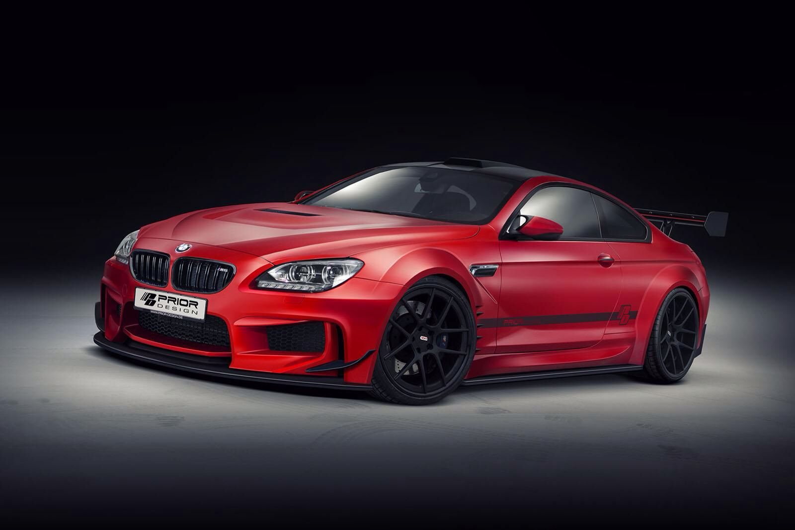 bmw  m6  sport  matte red  matte black   love