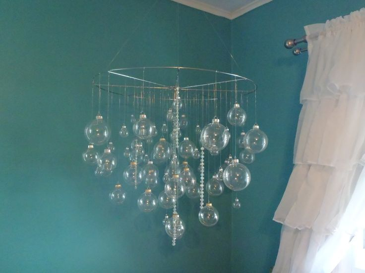 Bubble chandelier diy google search projects to try pinterest bubble chandelier diy google search aloadofball Images