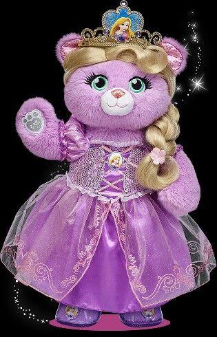 Limited edition build a bear! Rapunzel  998e78aaa