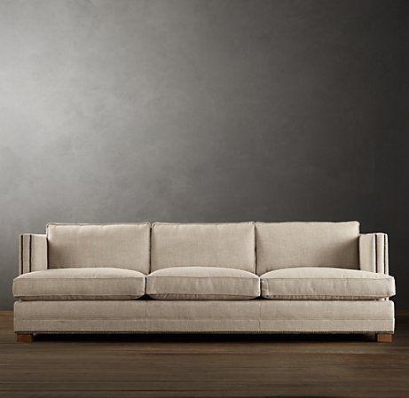 Restoration Hardware Easton Sofa