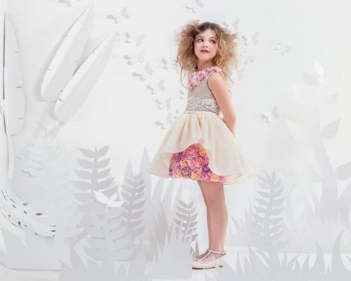 Vestidos de fiesta para nina primavera